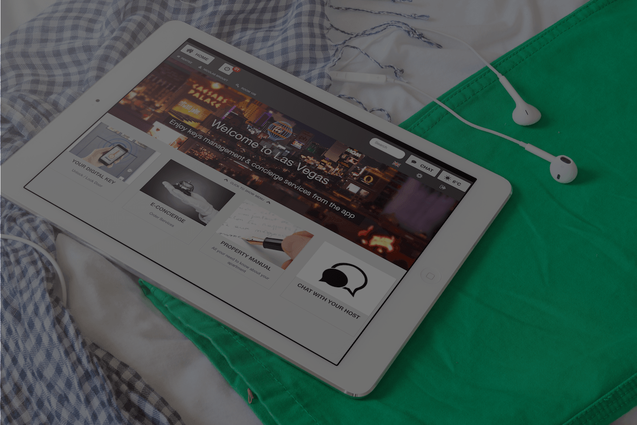 CES 2015: Announcing rentEZ, <br />cloud keys &#038; concierge solution for Airbnb